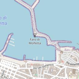 Cartina Puglia Molfetta.Mappa Parcheggi Di Molfetta Lombardo Geosystems